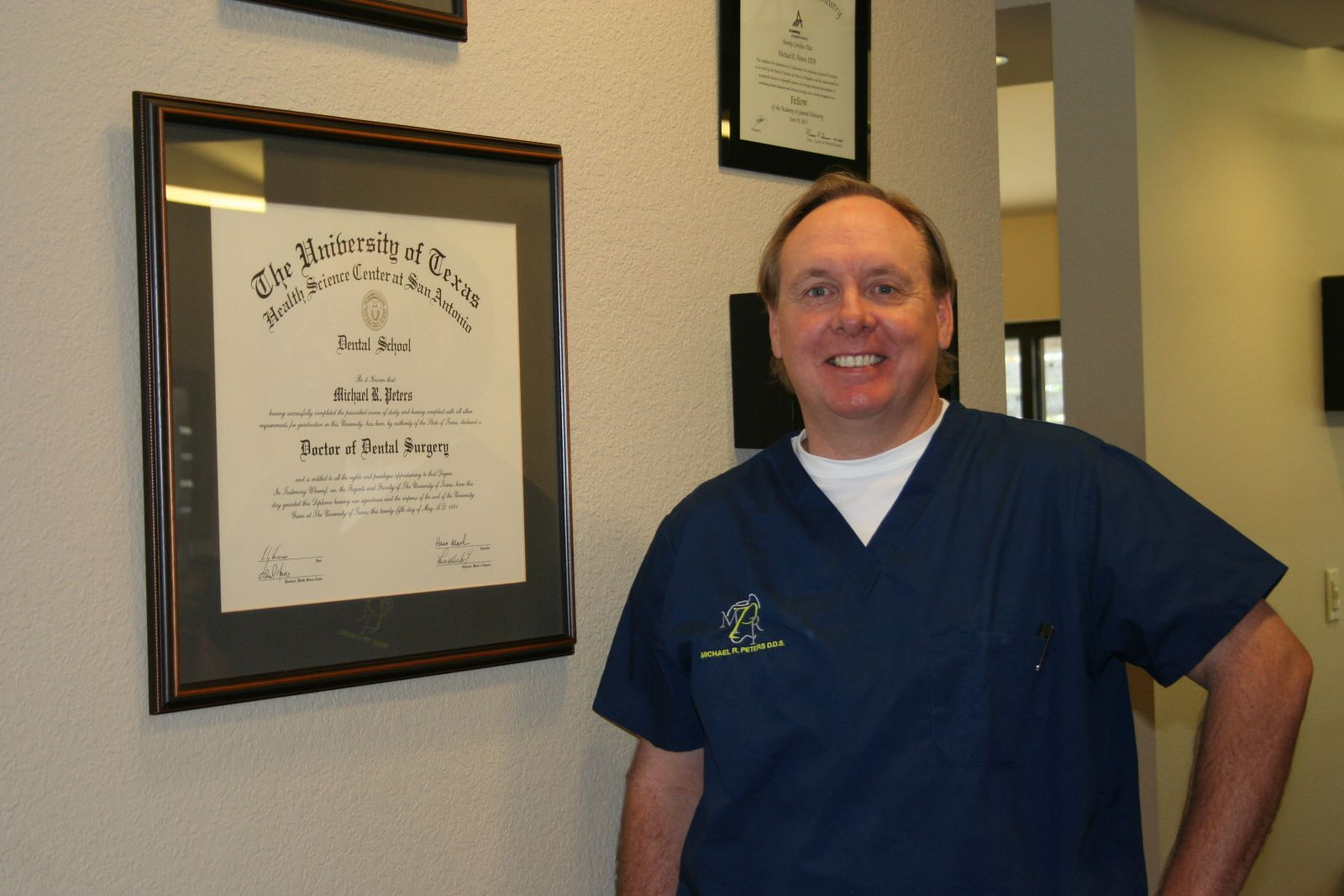 Our Staff - Michael R  Peters - Dentist in Amarillo, TX